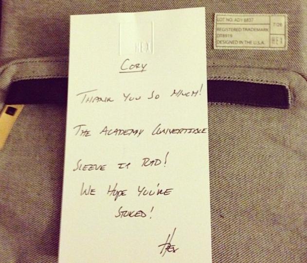 how 13 000 handwritten thank you notes built a thriving business